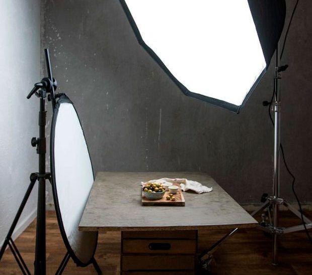 Iluminacion fotografia