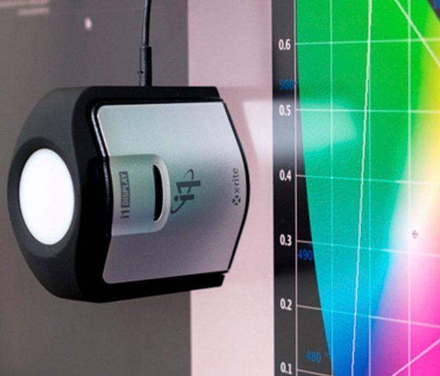 calibrado monitor fotografía